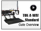 TUK-A-WAY Standard Gate Overview