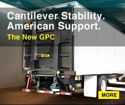Cantilever Stability. American Support. The New GPC